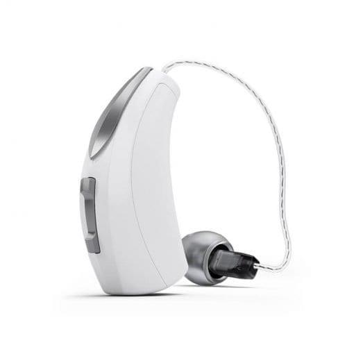 Starkey Livio hearing aid close-up