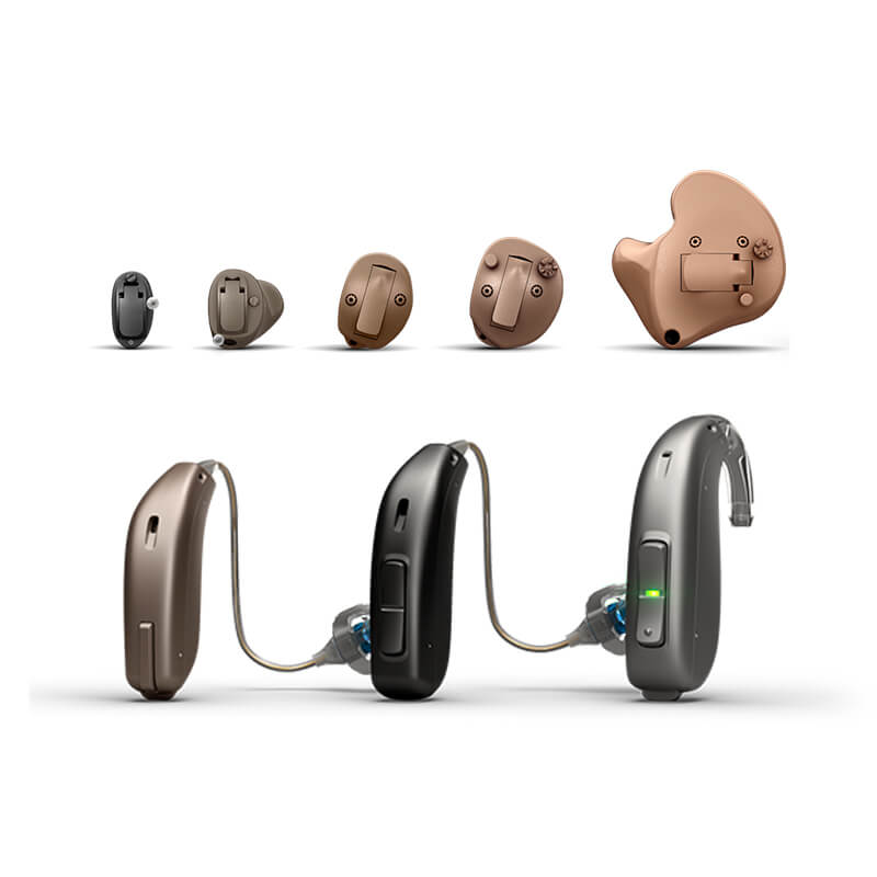 oticon siya hearing aids audiology