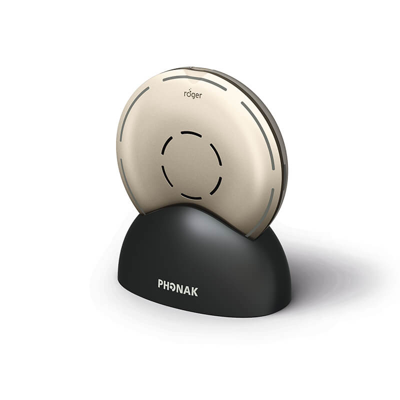 Phonak-Roger-Select-iN-microphone-charging-dock
