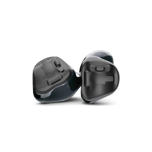 Black Phonak Virto Marvel M-312 hearing aid in Brisbane