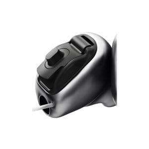 close up of phonak virto m titanium hearing aid details