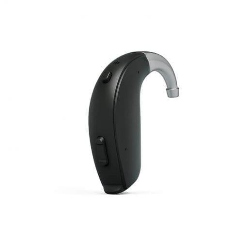 resound enzo 3d hearing aid worn by pensioner in Brisbane
