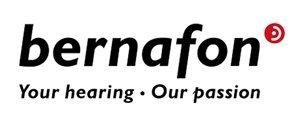 Bernafon hearing aids logo on transparent background