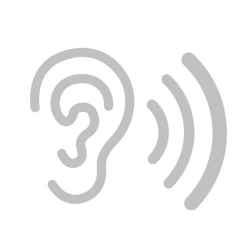 Hearing icon graphic | A Better Ear